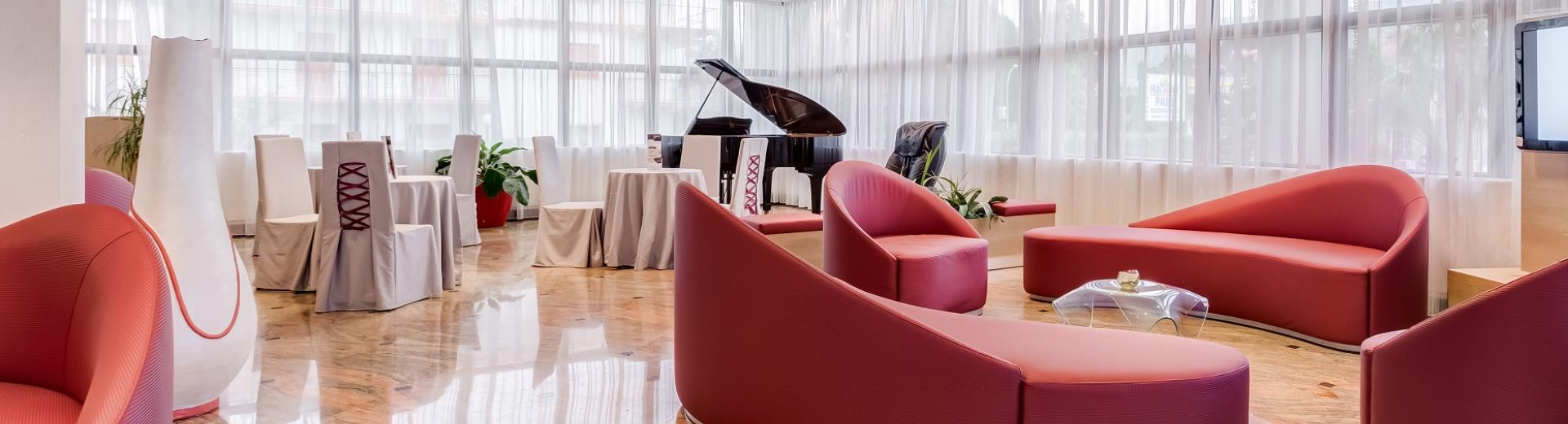 Services and amenities at the BW Hotel Rocca Cassino
