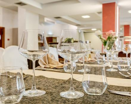 Discover the culinary delights of the Best Western Hotel Rocca for a taste in Cassino