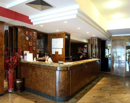 Best Western Hotel Rocca offers a pleasent stay ideal when visiting Cassino