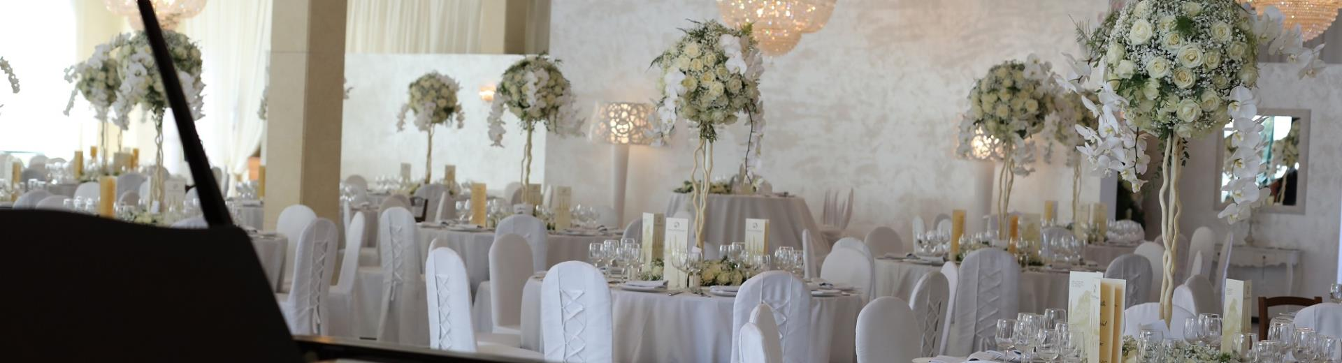 Organise your banquet or event at the Best Western Hotel Rocca Cassino