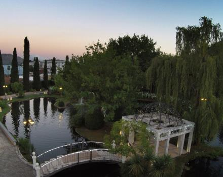 Parco del Principe in Cassino: the perfect location for your events