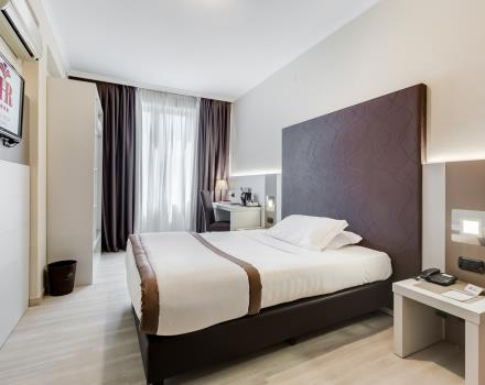 If you travel alone, choose the comfort of single room at the Best Western Hotel Rocca Cassino