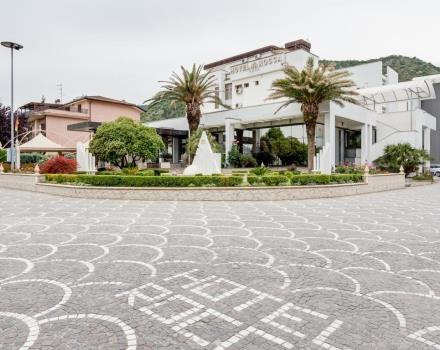 The 4-star Best Western Hotel Rocca Cassino