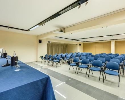 Meeting rooms and meeting rooms at Best Western Hotel Rocca Cassino