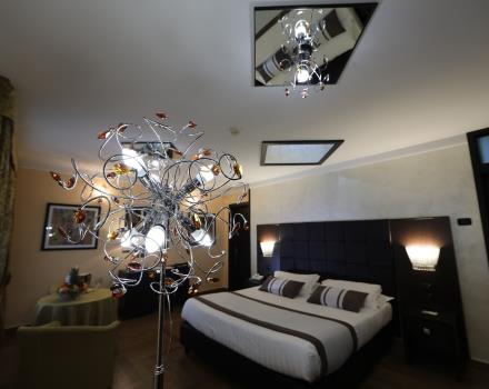 The suites at the Best Western Hotel Rocca: Cassino 4 star stay