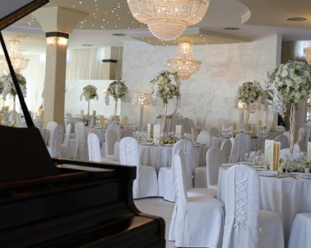 Choose Hotel Rocca and Prince''s Park Restaurant for your event in Cassino