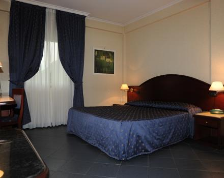 The Classic room Best Western Hotel Rocca, Cassino 4 star, is the ideal solution for a stay rich every comfort