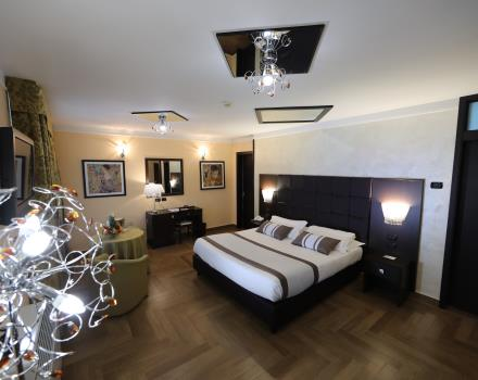 L elegant suites at the Best Western Hotel Rocca Cassino