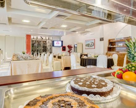 Discover all the specialities of the restaurant at the best Western Hotel Rocca. Book for your stay in Cassino!