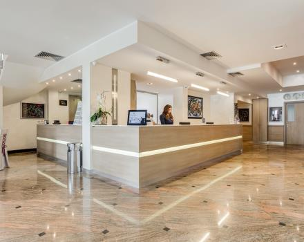 Hospitality and services at the Best Western Hotel Rocca Cassino